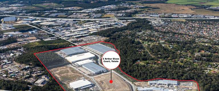 Factory, Warehouse & Industrial commercial property for lease at 2 Arthur Dixon Court Yatala QLD 4207