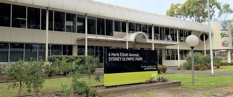 Factory, Warehouse & Industrial commercial property for lease at 6 Herb Elliott Avenue Sydney Olympic Park NSW 2127