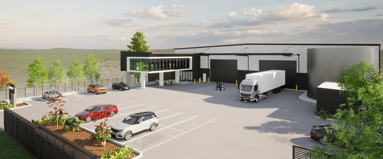 Factory, Warehouse & Industrial commercial property for lease at Lot 118 Eastridge Street Yatala QLD 4207