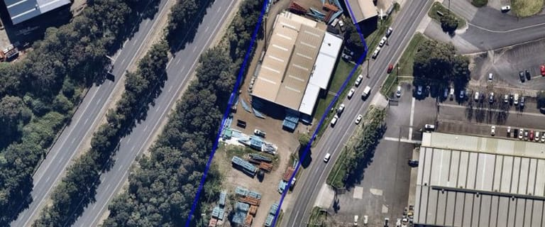 Factory, Warehouse & Industrial commercial property for lease at 42-44 Glastonbury Avenue Unanderra NSW 2526