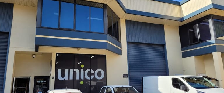 Factory, Warehouse & Industrial commercial property for lease at 8/6 - 8 MCLACHLAN AVENUE Artarmon NSW 2064