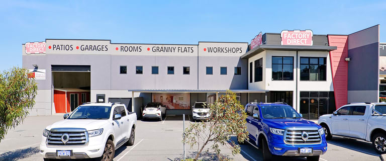 Showrooms / Bulky Goods commercial property for lease at 63B Winton Road Joondalup WA 6027