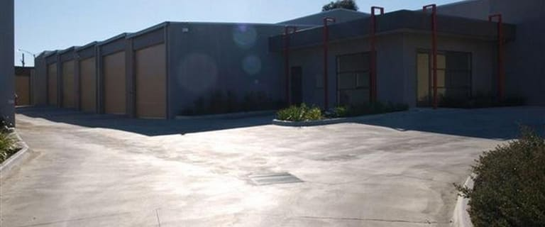Factory, Warehouse & Industrial commercial property for lease at 3/6 Satu Way Mornington VIC 3931