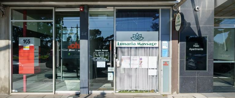 Offices commercial property for lease at Shop 1, 165 Fitzroy Street St Kilda VIC 3182