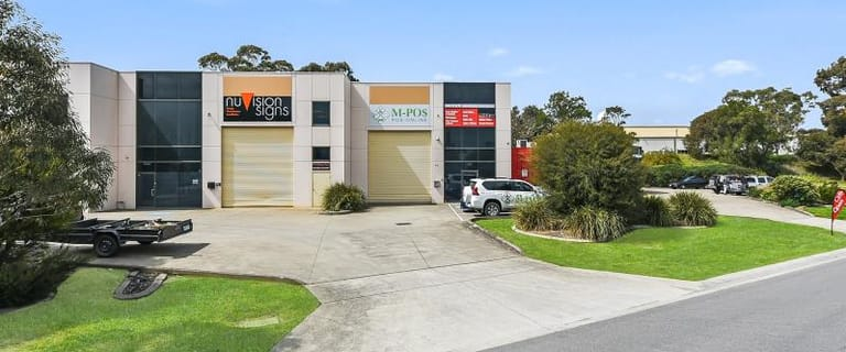 Factory, Warehouse & Industrial commercial property for lease at 29 Williams Road Dandenong South VIC 3175