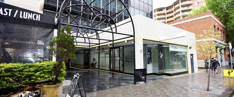 Shop & Retail commercial property for lease at Shop 1/35 Spring Street Bondi Junction NSW 2022