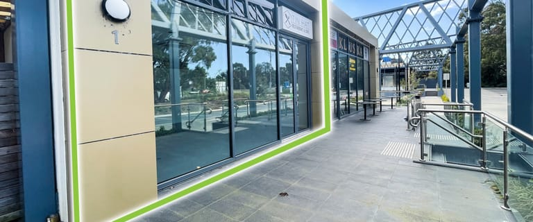 Shop & Retail commercial property for lease at 1/573 Burwood Highway Knoxfield VIC 3180