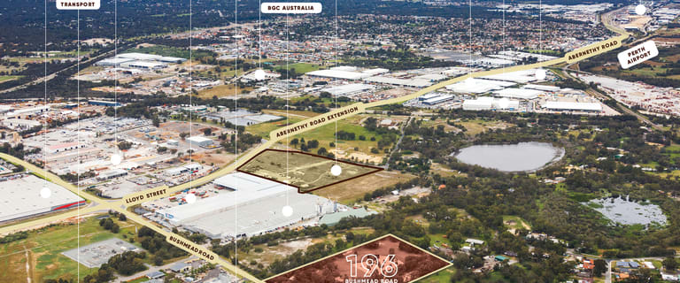 Factory, Warehouse & Industrial commercial property for lease at 196 Bushmead Road Hazelmere WA 6055