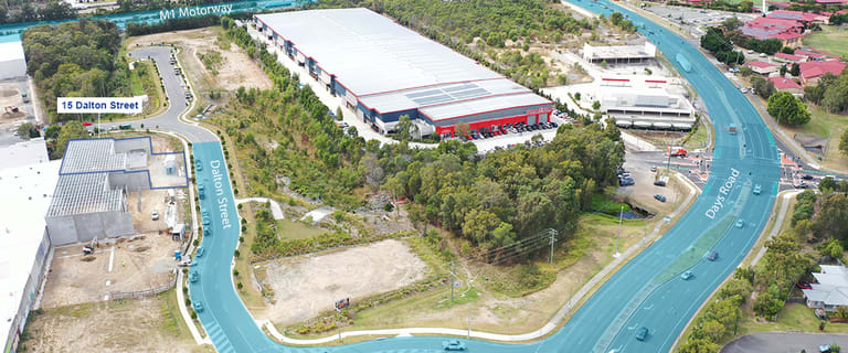 Factory, Warehouse & Industrial commercial property for lease at 15 Dalton Street Upper Coomera QLD 4209