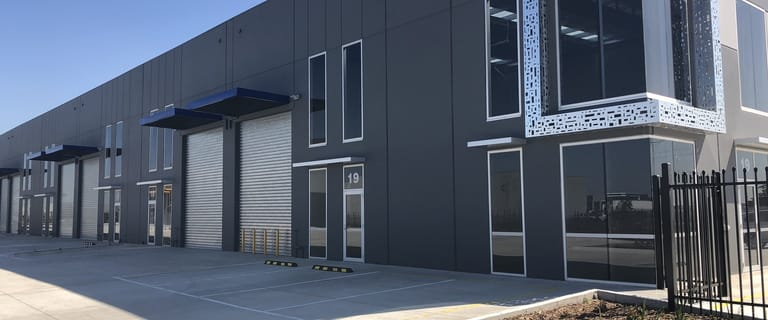Factory, Warehouse & Industrial commercial property for sale at 471 Dohertys Road Truganina VIC 3029