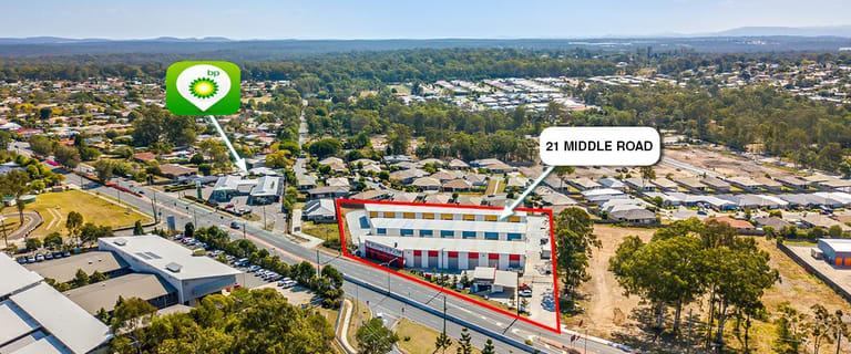 Factory, Warehouse & Industrial commercial property for sale at 21 Middle Rd Hillcrest QLD 4118