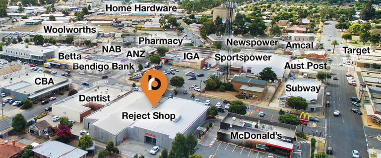 Showrooms / Bulky Goods commercial property for sale at 19 Main Street Cobram VIC 3644