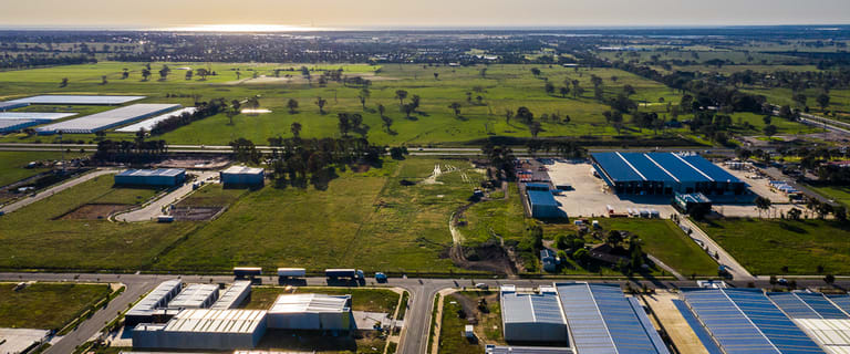 Factory, Warehouse & Industrial commercial property for sale at Stage 1/510 'Alto Parc', Western Port Highway Cranbourne West VIC 3977