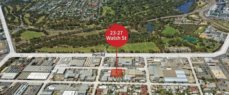 Development / Land commercial property for sale at 23-27 Walsh Street Thebarton SA 5031