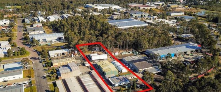 Factory, Warehouse & Industrial commercial property for sale at 17 Lucca Road Wyong NSW 2259