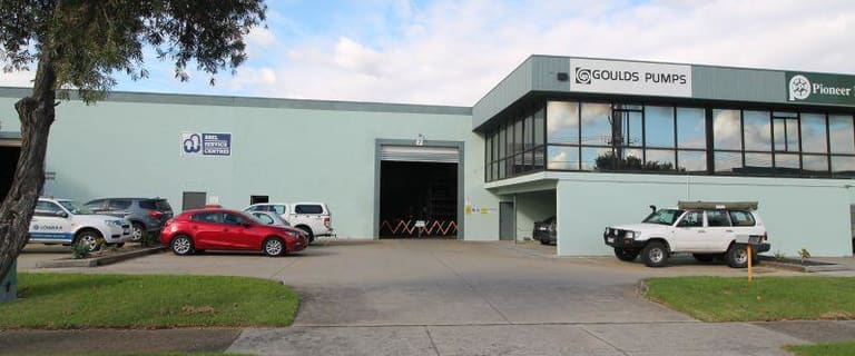 Factory, Warehouse & Industrial commercial property for lease at 7 Damian Court Dandenong VIC 3175
