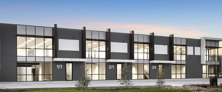 Factory, Warehouse & Industrial commercial property for sale at 1 - 25 Corporate Boulevard Bayswater VIC 3153