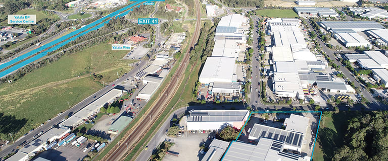 Industrial / Warehouse commercial property for sale at 68 Business Street Yatala QLD 4207