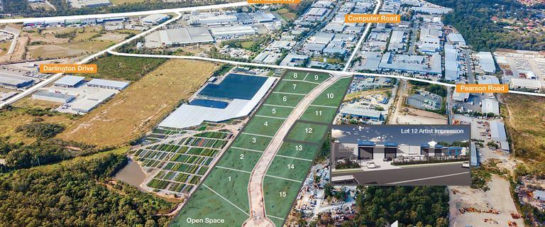 Industrial / Warehouse commercial property for sale at 60-Lot 12 Computer Road Yatala QLD 4207