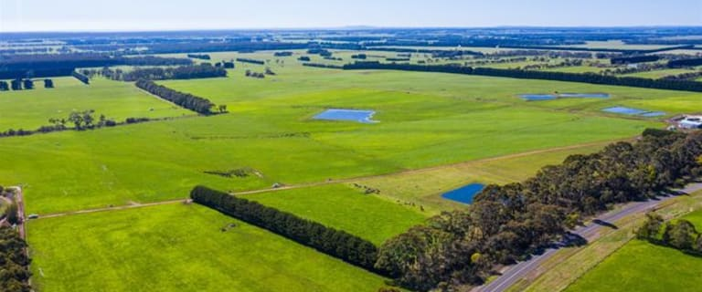Rural / Farming commercial property for sale at 1045 and 1095 New Irrewillipe Road Bungador VIC 3260