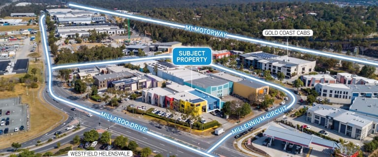 Factory, Warehouse & Industrial commercial property for lease at 3, 2 Millennium Circuit Helensvale QLD 4212
