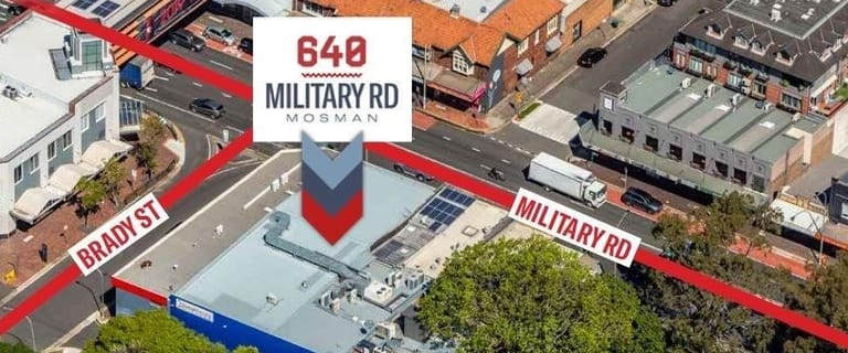Retail commercial property for sale at 640 Military Road Mosman NSW 2088