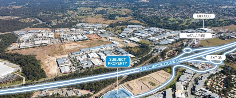 Industrial / Warehouse commercial property for lease at Eastern Business Park Lot 1 Eastern Service Road Stapylton QLD 4207