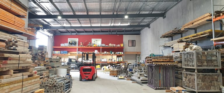 Industrial / Warehouse commercial property for sale at 3/33 Access Crescent Coolum Beach QLD 4573