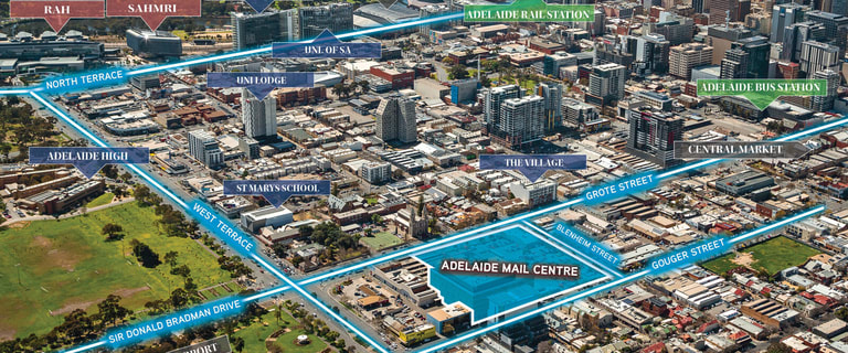 Offices commercial property for sale at Adelaide Mail Centre - Adelaide SA 5000