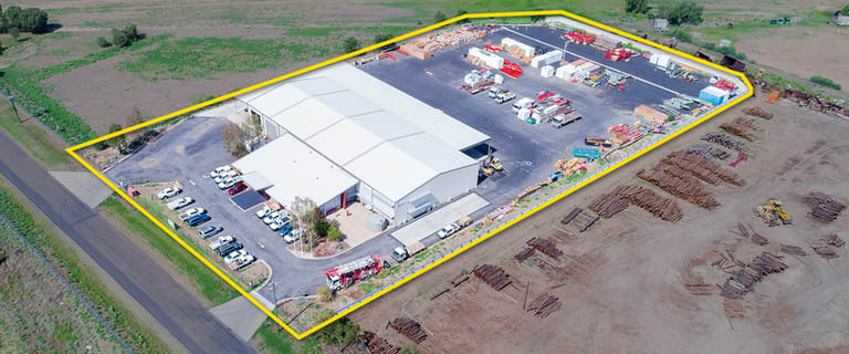 Industrial / Warehouse commercial property for sale at 132 Roma Downs Road Roma QLD 4455