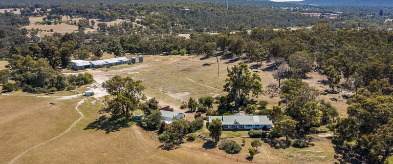 Development / Land commercial property for sale at 264 Chedaring Road Wundowie WA 6560