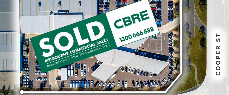 Development / Land commercial property sold at 380 Cooper Street Epping VIC 3076