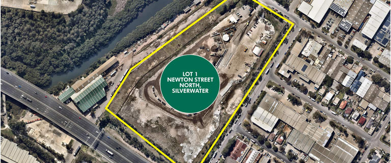 Development / Land commercial property for sale at 1 Newton Street North Silverwater NSW 2128