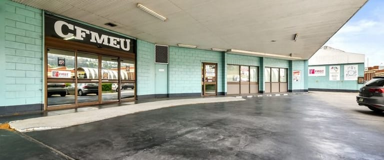 Offices commercial property sold at 237-241 Wellington Street Launceston TAS 7250