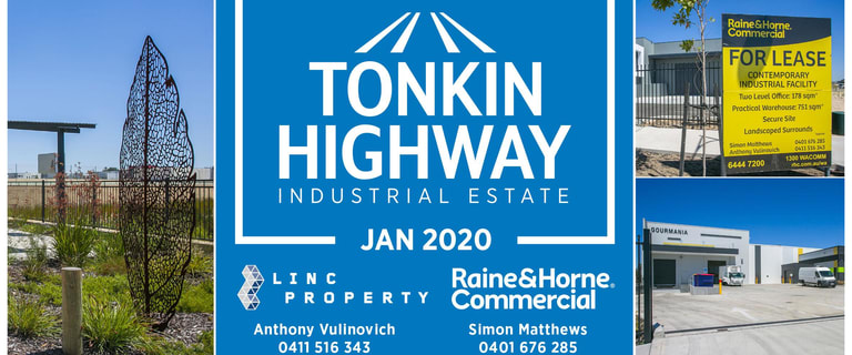Development / Land commercial property for sale at Tonkin Highway Industrial Bayswater WA 6053