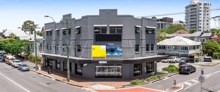 Showrooms / Bulky Goods commercial property for sale at 599 Brunswick Street New Farm QLD 4005