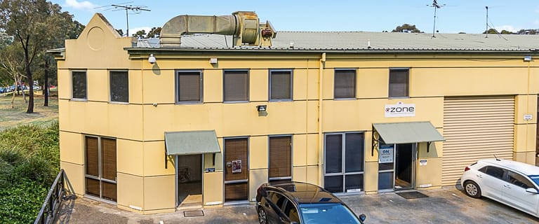 Offices commercial property sold at 38/5-7 ANELLA AVENUE Castle Hill NSW 2154