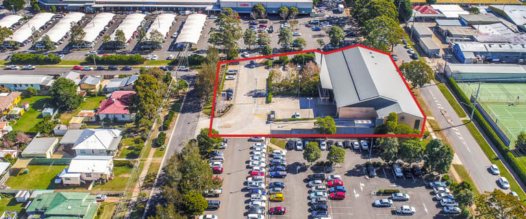 Retail commercial property for sale at 1-11 Princess Street Newtown QLD 4350