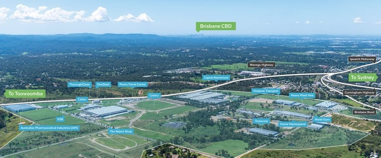 Development / Land commercial property for sale at Bundamba QLD 4304