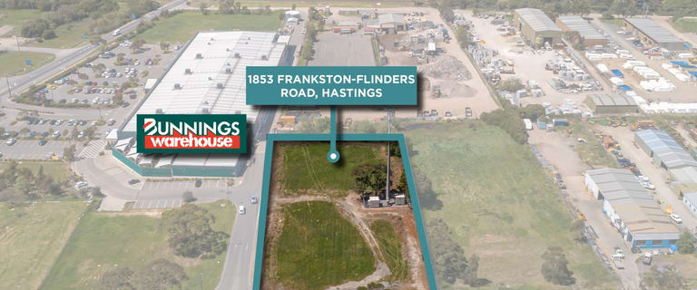 Industrial / Warehouse commercial property for sale at 1853 Frankston-Flinders Road Hastings VIC 3915