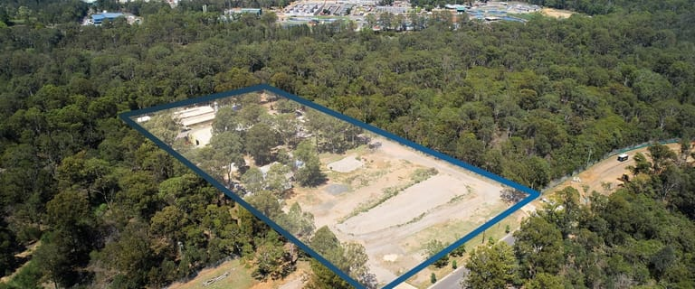 Factory, Warehouse & Industrial commercial property for sale at Ropes Crossing NSW 2760