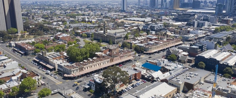 Retail commercial property for sale at 317 Clarendon Street & 2 Wynyard Street South Melbourne VIC 3205