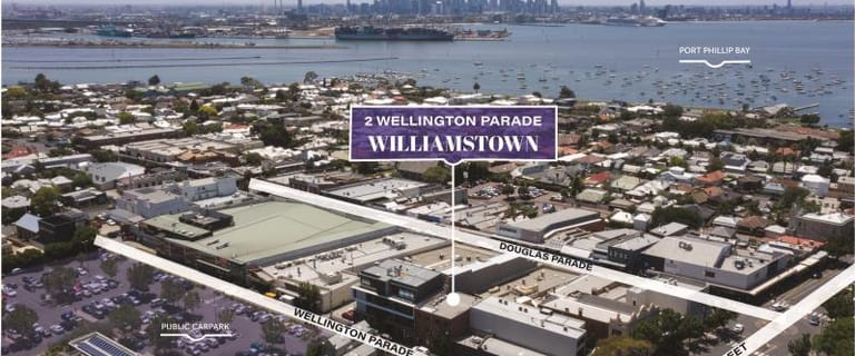 Retail commercial property for sale at 2 Wellington Parade Williamstown VIC 3016