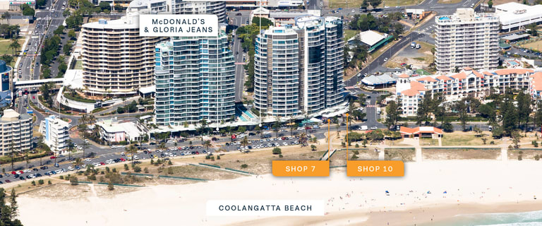 Retail commercial property sold at 10/110 Marine Parade Coolangatta QLD 4225