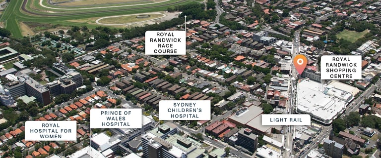 Medical / Consulting commercial property for sale at 1/65 Belmore Road Randwick NSW 2031