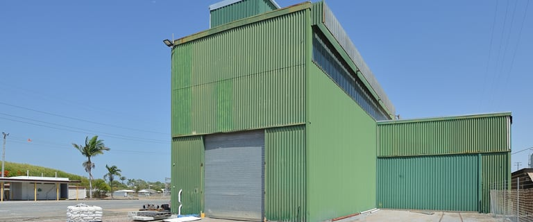 Industrial / Warehouse commercial property for sale at 17 Cotton Street Barney Point QLD 4680