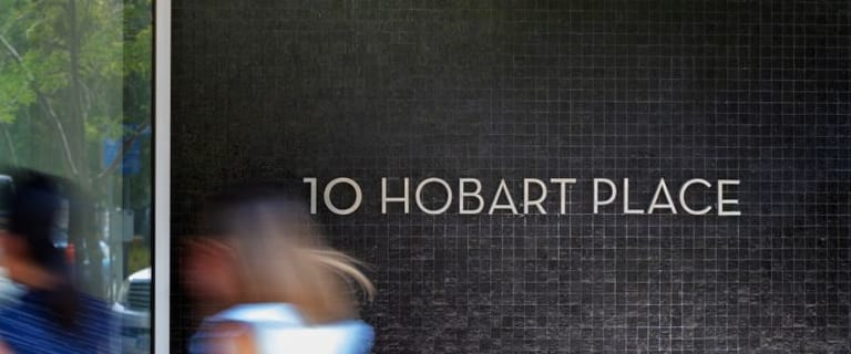 Offices commercial property sold at 10 Hobart Place ACT 2601