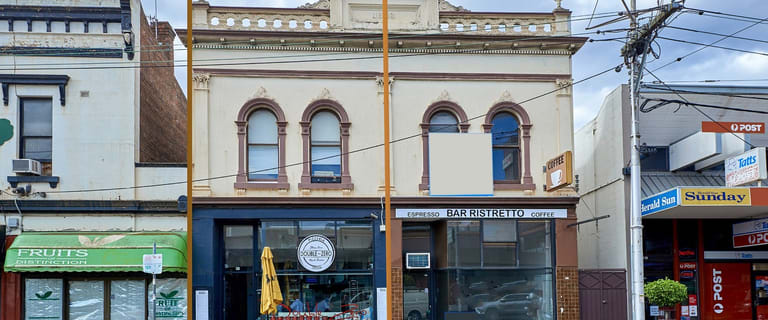 Shop & Retail commercial property for sale at 85 Burwood Road Hawthorn VIC 3122