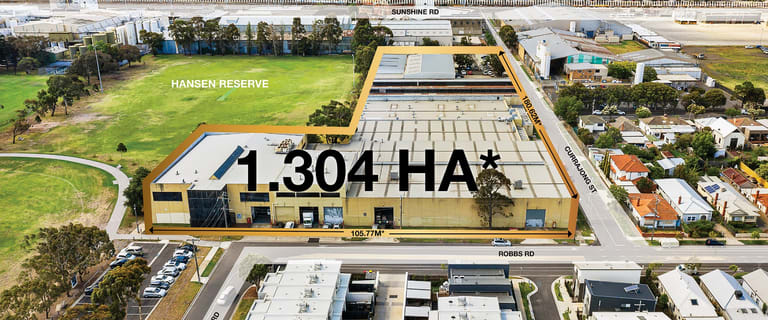 Development / Land commercial property for sale at 40-44 Robbs Road (Cnr Currajong Street) West Footscray VIC 3012