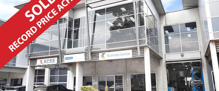 Offices commercial property for lease at 16/11-21 Underwood Road Homebush NSW 2140